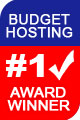 #1 Budget Hosting. from www.cheap-web-hosting-review.com, 2008