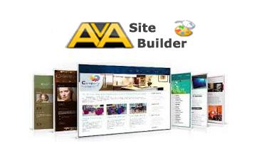 Конструктор Сайтов Ava Site Builder
